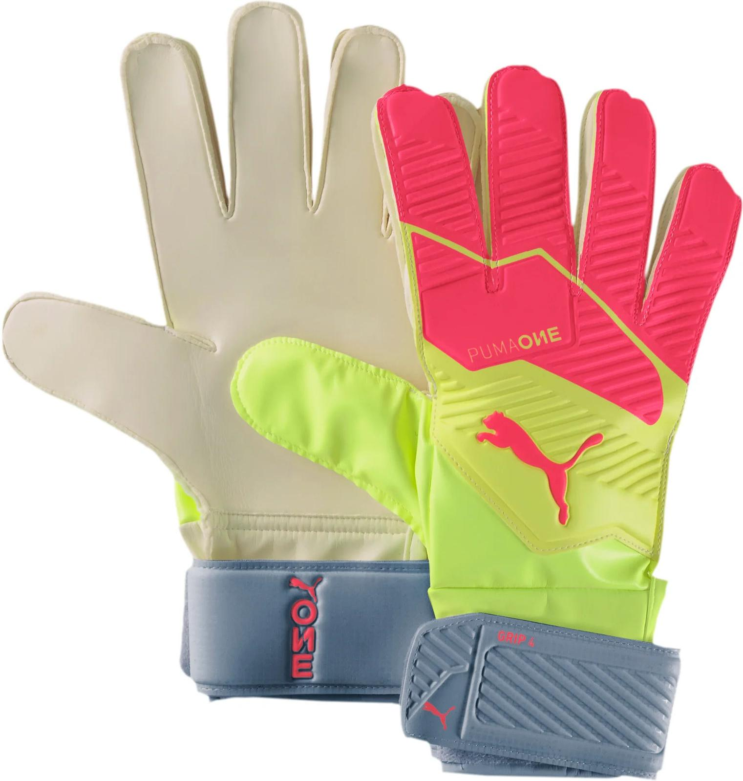 Puma One Grip 4 RC Kapuskesztyű