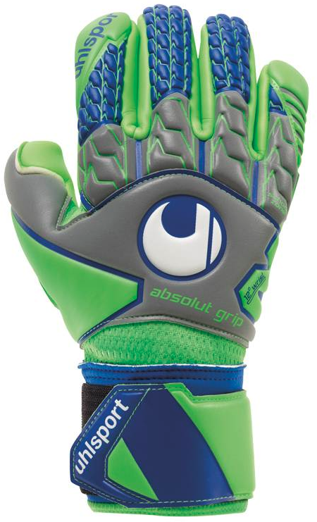 Uhlsport TENSIONGREEN ABSOLUTGRIP FINGER SURROUND Kapuskesztyű