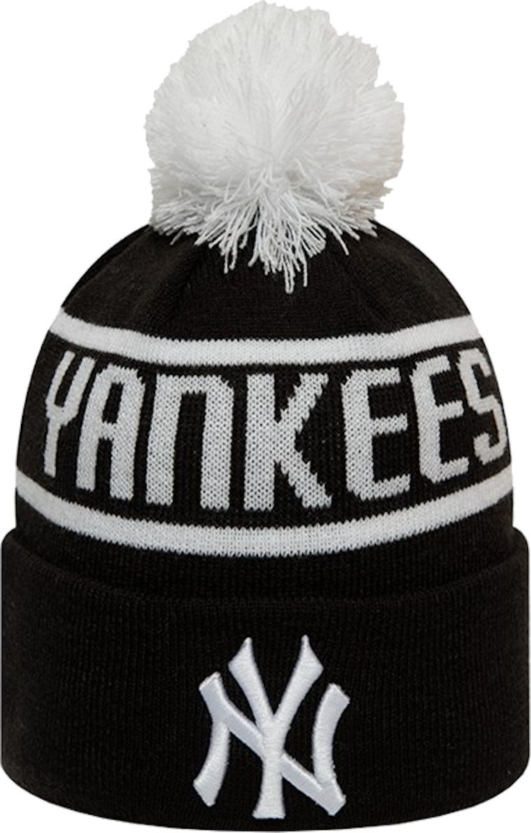 New Era NY Yankees knitted cap Sapka