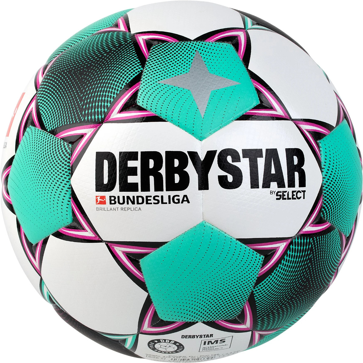 Derbystar Bundesliga Brillant Replica Training Ball Labda