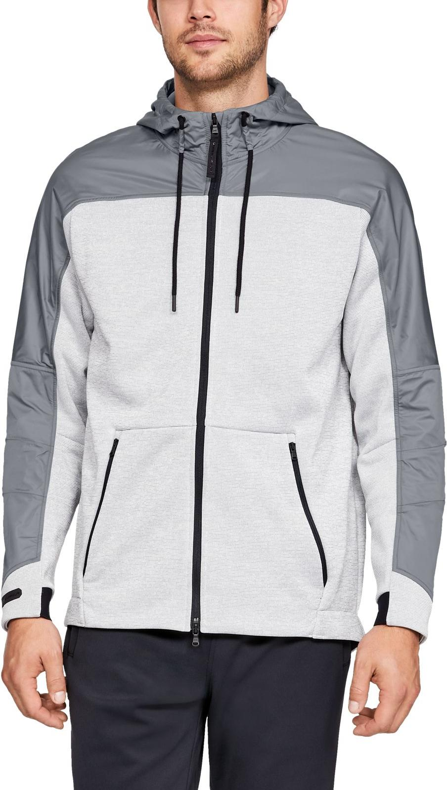 Under Armour UNSTOPPABLE COLDGEAR SWACKET Kapucnis kabát