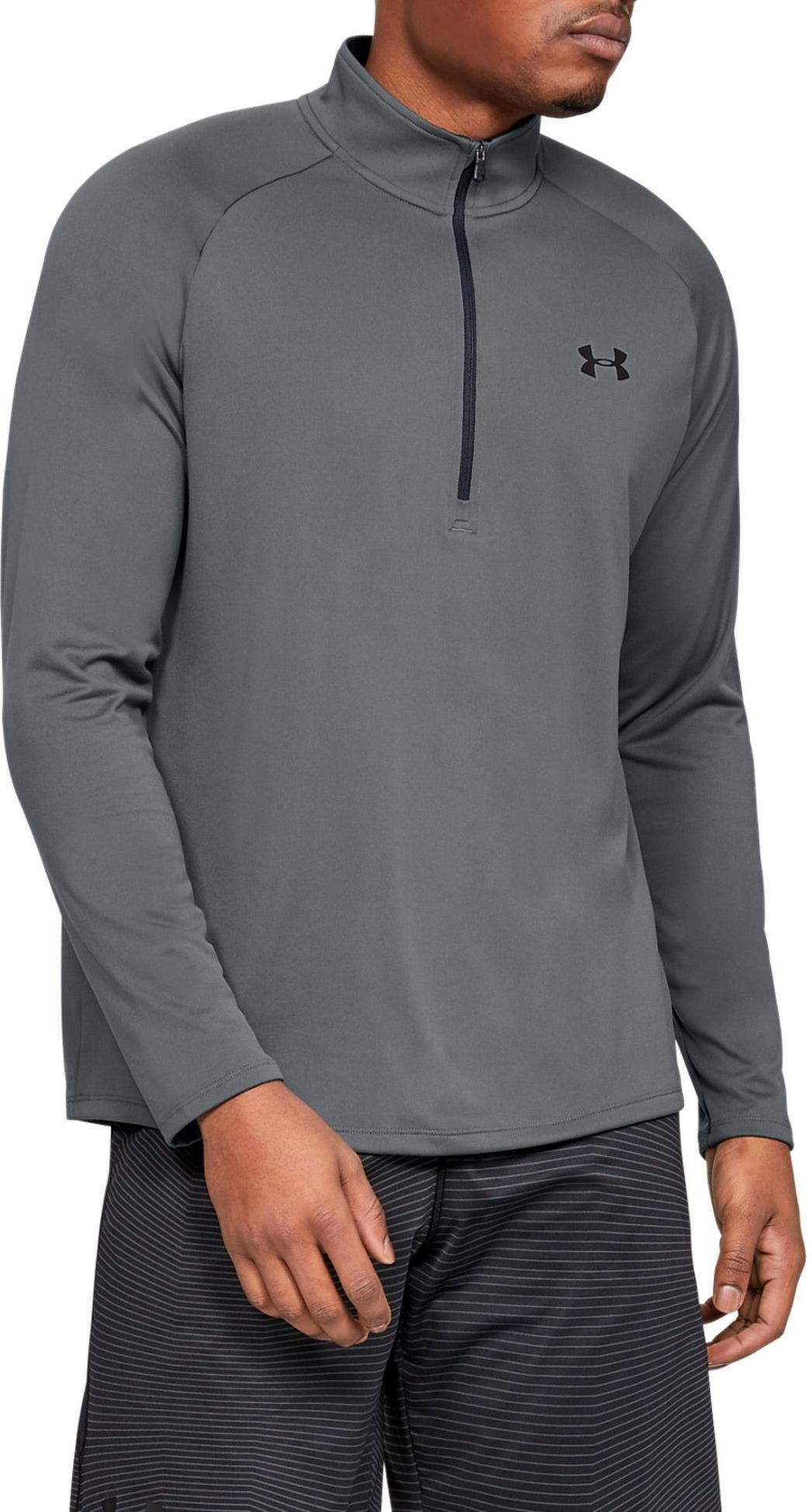 Under Armour UA Tech 2.0 1/2 Zip Hosszú ujjú póló