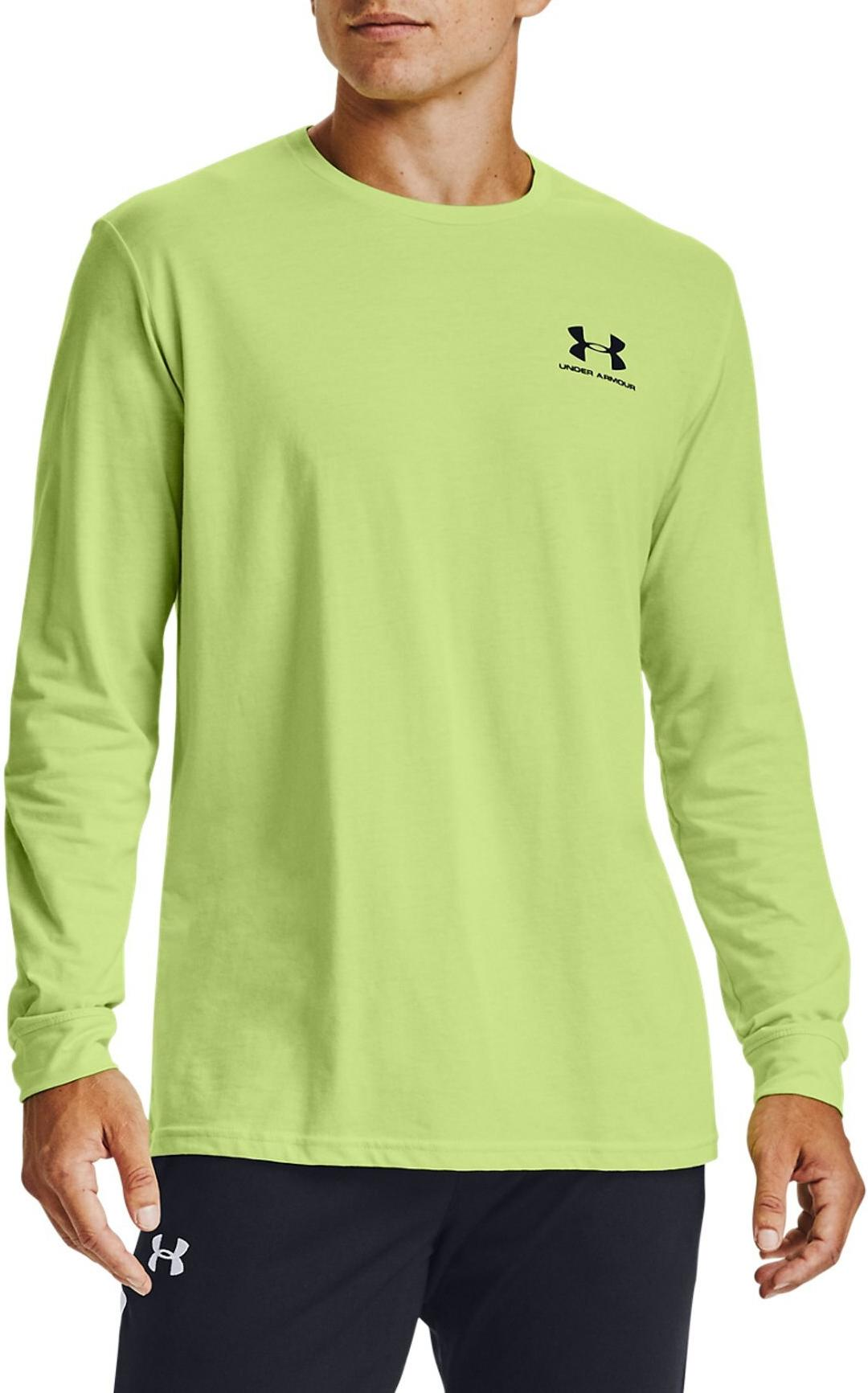 Under Armour UA SPORTSTYLE LEFT CHEST LS Rövid ujjú póló