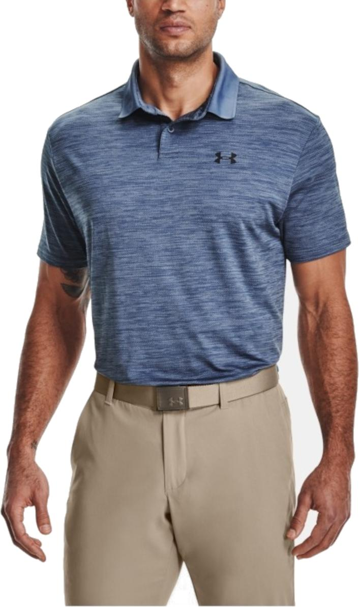 Under Armour UA Performance Polo 2.0-BLU Póló ingek