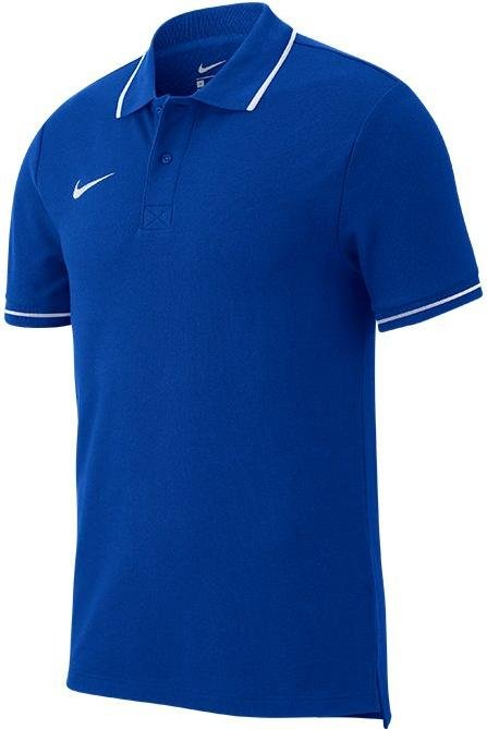 Nike M NK TEAM CLUB19 SS POLO Póló ingek